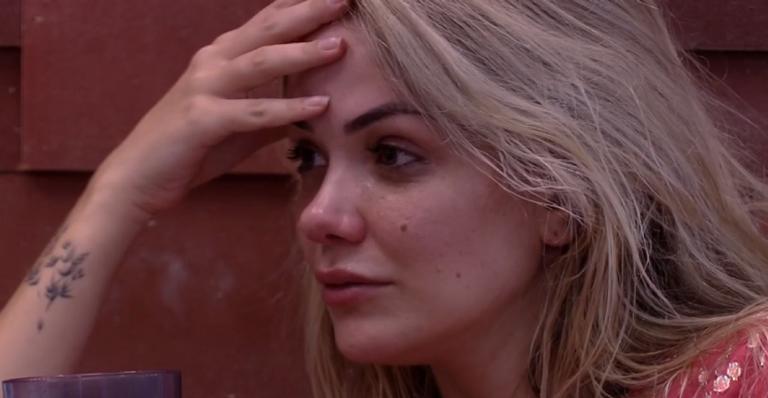 Sister revelou para Guilherme quem seria o brother ideal para ir com ela ao Paredão