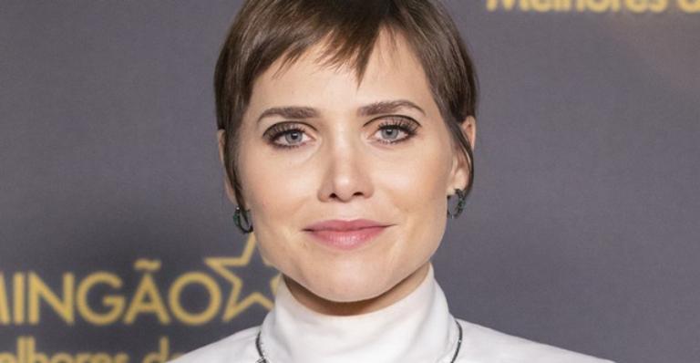 A atriz que está de licença-maternidade, já tem data marcada para voltar para telinhas