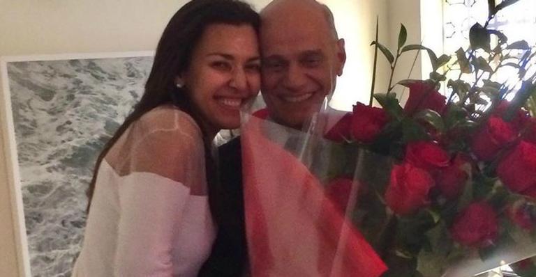 Saudades: viúva de Boechat emocionou ao relembrar um ano sem jornalista; veja