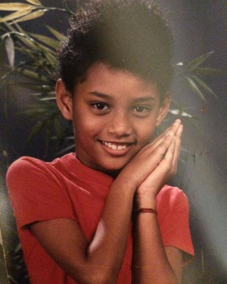 Taís Araujo recorda clique de infância e fofura derrete o coração dos internautas