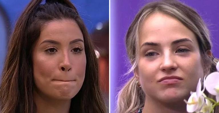 Antes de triângulo amoroso no BBB20, Bianca e Gabi já se declararam entre si: