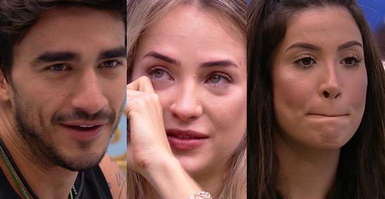 Guilherme disse que escolheria Bianca em vez de Gabi no BBB20; entenda