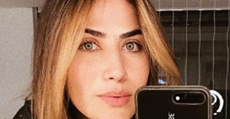 Clima pesou nas redes sociais da filha de Leonardo após foto do bumbum; veja