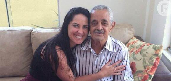 Graciele Lacerda revela qual é o estado de saúde do Seu Francisco, pai de Zezé