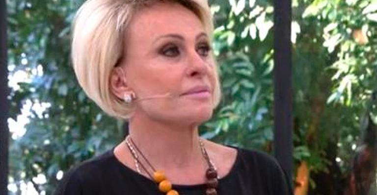 Na lutra contra o câncer, Ana Maria se emocionou com homenagem; veja