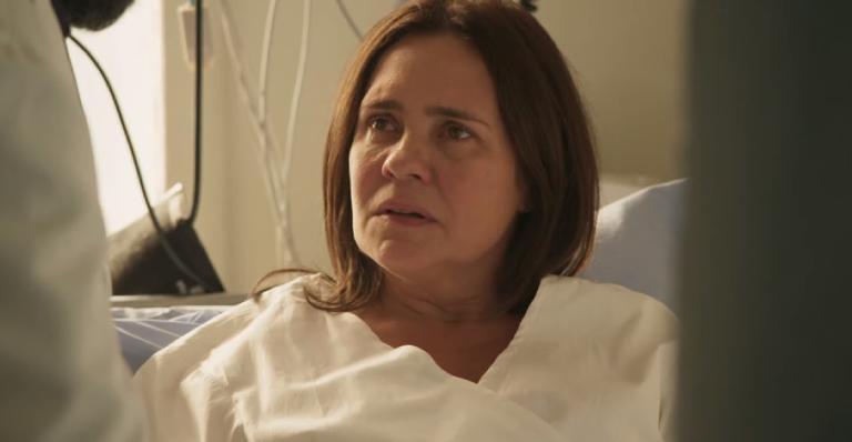 Depois de enfrentar uma gravidez de risco, Thelma passará por complicações no parto