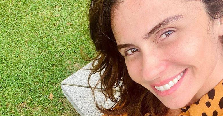 A atriz está curtindo dias de descanso no EUA