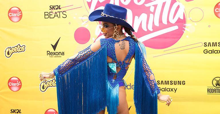 Novo affair da estrela pop chegou acompanhada de filho de atores da TV Globo; veja