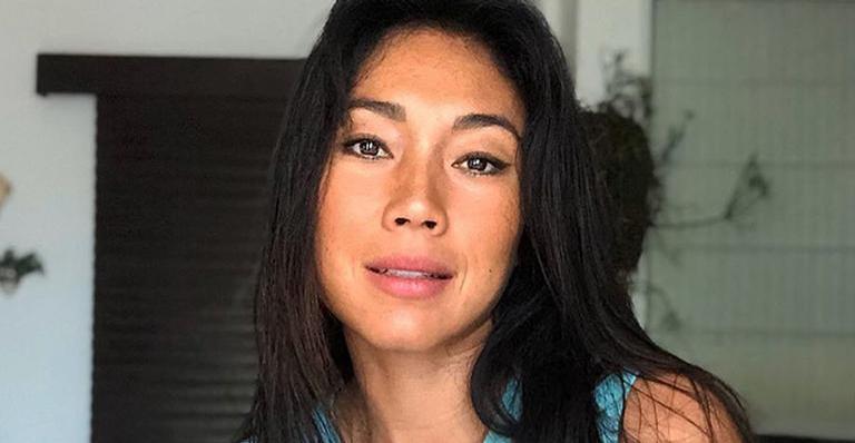 Ao lado de Saulo Melo, atriz aproveita paisagens de Bali e se encanta com a beleza natural