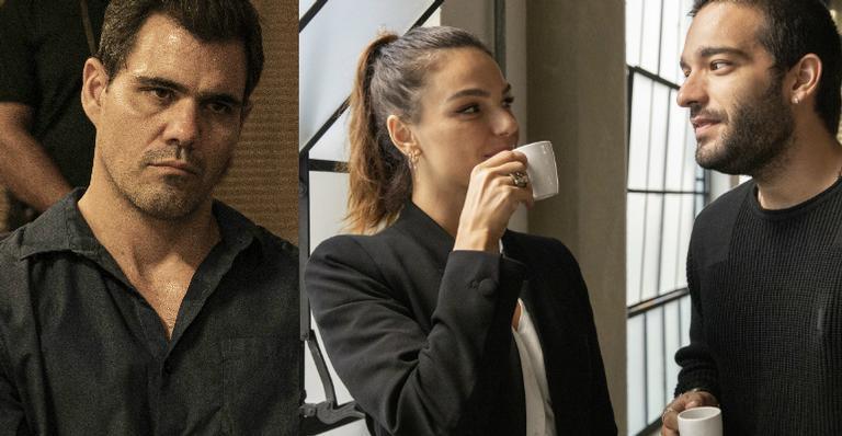 Romance entre Betina e Sandro deixará Magno em pedaços; entenda