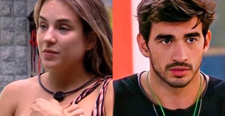 Gabi relembrou o sofrimento de ver Guilherme e Bianca próximos no BBB20; veja