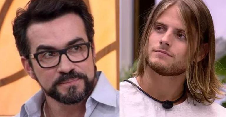 Ex-brother e padre trocaram farpas nas redes sociais após comentário sobre sua saída do reality