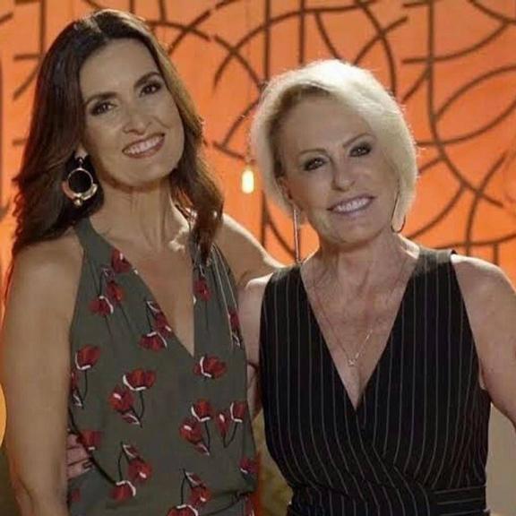Ana Maria Braga recebe linda homenagem de Fátima Bernardes em seu aniversário