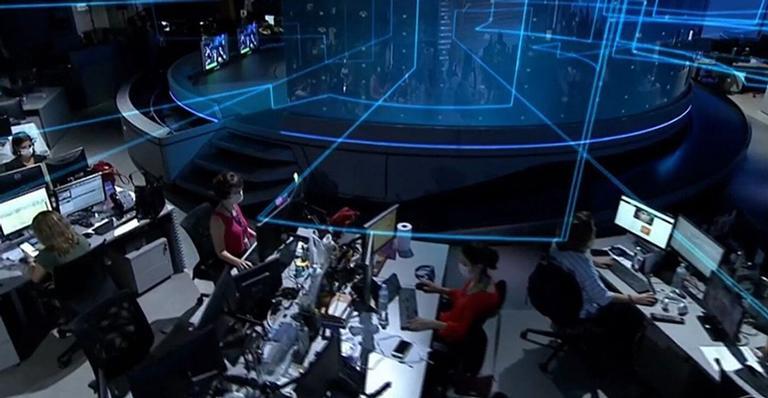Coronavírus se alastra no jornalismo da Globo e dois estão internados; saiba detalhes