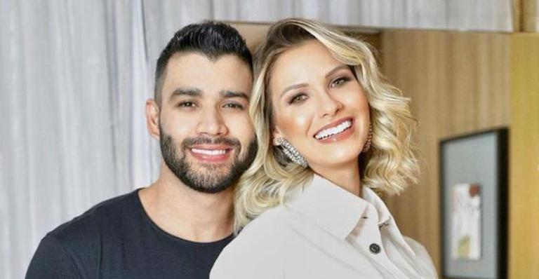 A modelo contou como é sua relação com o cantor sertanejo; confira