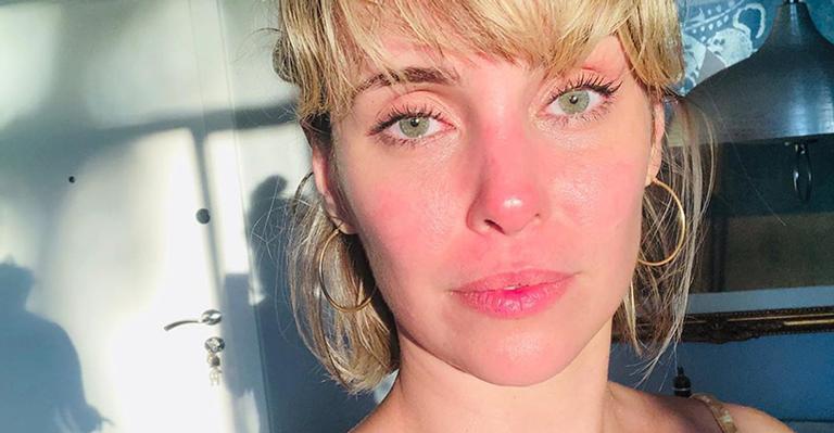 A atriz revelou que passou oito anos em um casamento nada saudável