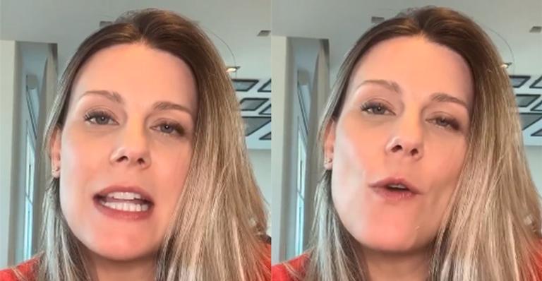 Em vídeo gravado para os fãs, Daiana Garbin abre o coração e revela preocupação sobre gravidez