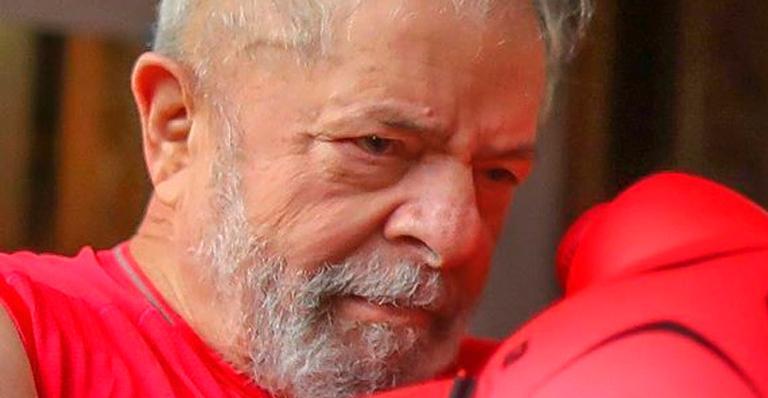 Lula causou ao surgir em treino de boxe nas redes sociais; veja