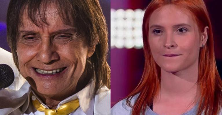 Ex-participante do 'The Voice' veio à tona explicar suposto romance com cantor na web