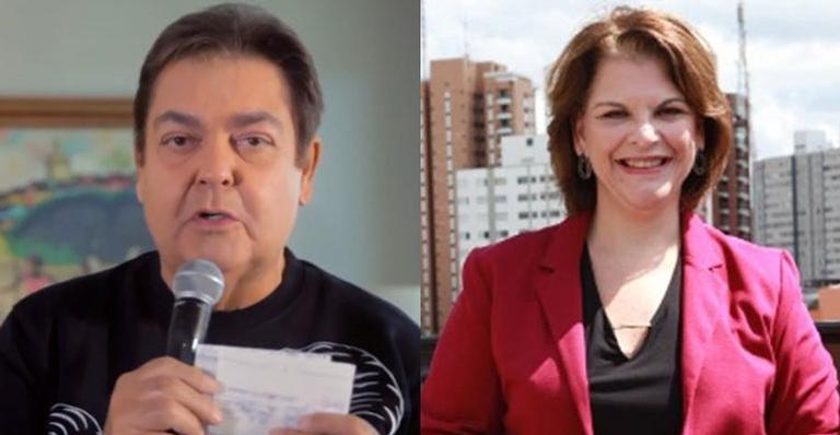 Contratada pela emissora de Silvio Santos, ela teve seu contrato rescindido