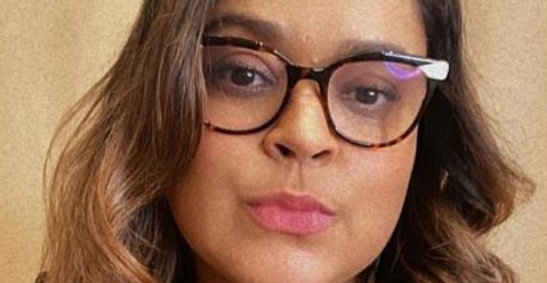 Cantora mostrou seu descontentamento e movimentou web com discurso antirracista