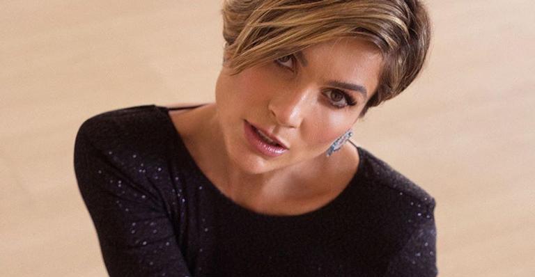 A atriz mostrou um registro da época de festa junina e deixou os fãs morrendo de amores