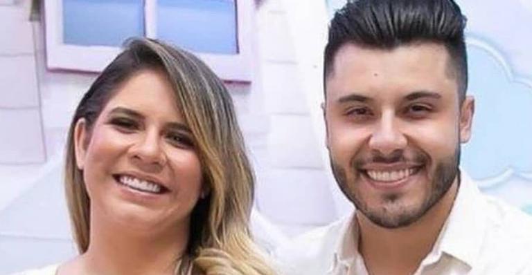 A casal, que já são pais do pequeno Léo, de apenas 5 meses, foram questionados sobre um novo bebê