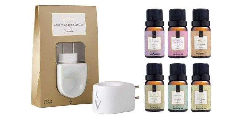 Separamos 6 difusores de aromas super tecnológicos e perfeitos para você