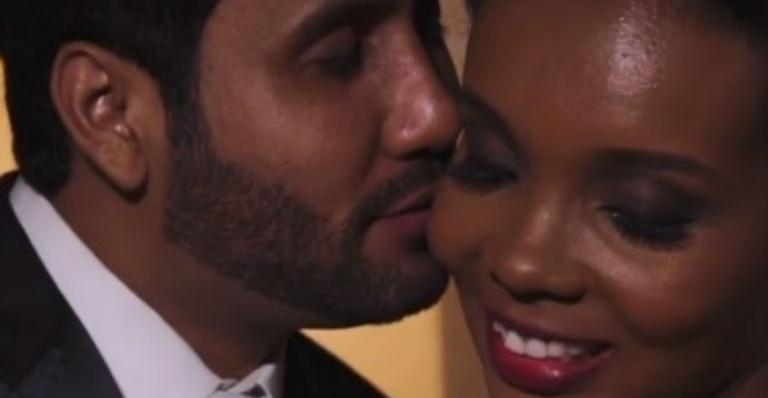 Campeã do BBB20 celebra o Dia dos Namorados com imagens do casamento com Denis Santos e web se derrete de amores