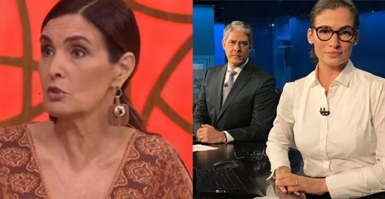 Em entrevista raríssima, apresentadora do Encontro diz não sentir saudades do telejornal e elogiou o ex