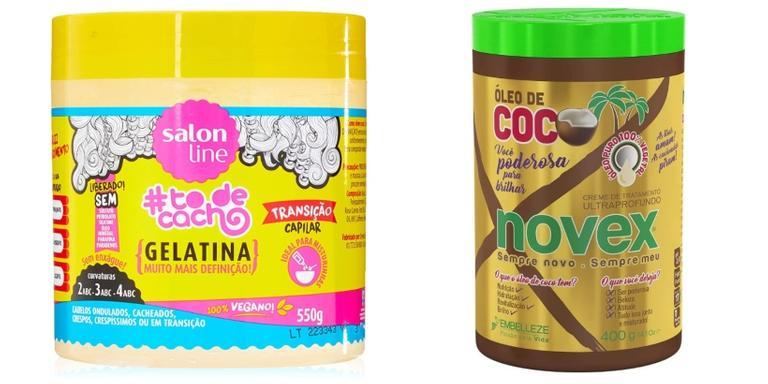 Selecionamos produtos perfeitos para manter suas madeixas super hidratadas
