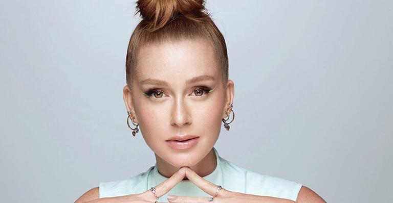 A atriz ainda compartilhou uma imagem do aracnídeo na web e pediu ajuda dos seguidores