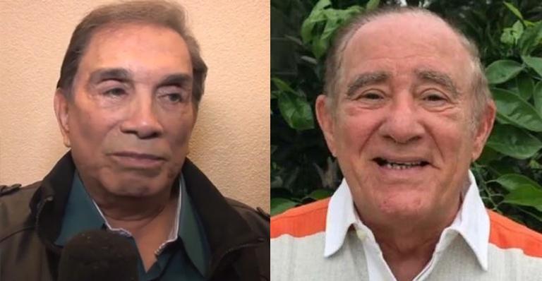 Parceiro do humorista por várias décadas, ele criticou decisão da TV Globo ao não renovar o contrato
