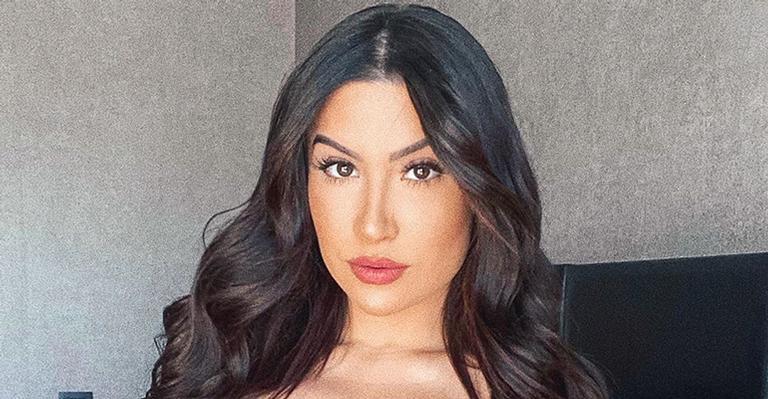 Durante uma brincadeira no TikTok, a maquiadora revelou ser pansexual