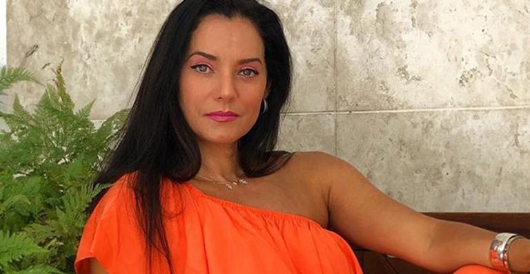 Em relato cru e sincero, atriz revela os bastidores da vida com o marido, Alaor Paris