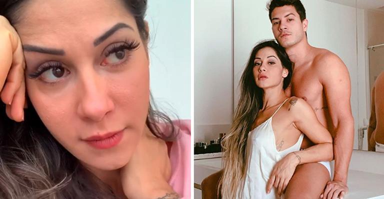 Ela revelou a identidade de modelo com quem ele vivia romance em segredo enquanto era casado