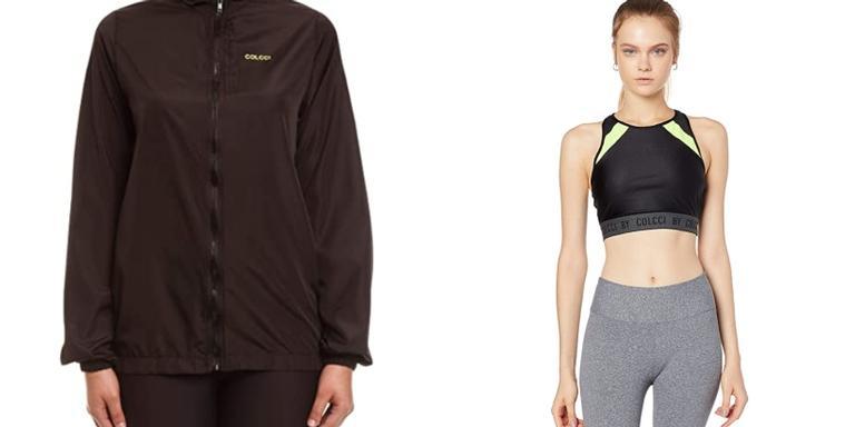 Separamos roupas de qualidade para seu treino diário ficar ainda mais prático