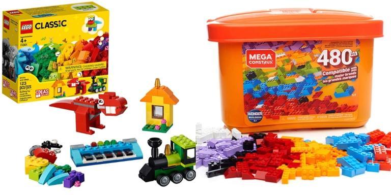 Confira os maiores benefícios dos brinquedos de montar para o desenvolvimento dos pequenos