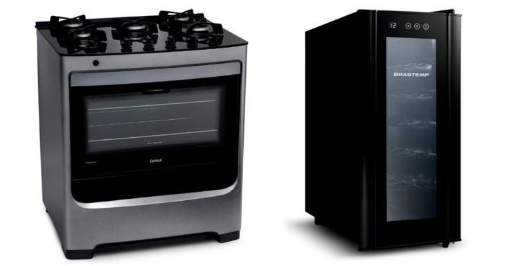 Cooktop, lava-louças e adega: listamos vários itens super tecnológicos para o seu dia a dia