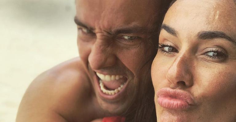 O ator escreveu uma linda declaração de amor para comemorar Bodas de Zinco ao lado da esposa, Francisca Pereira