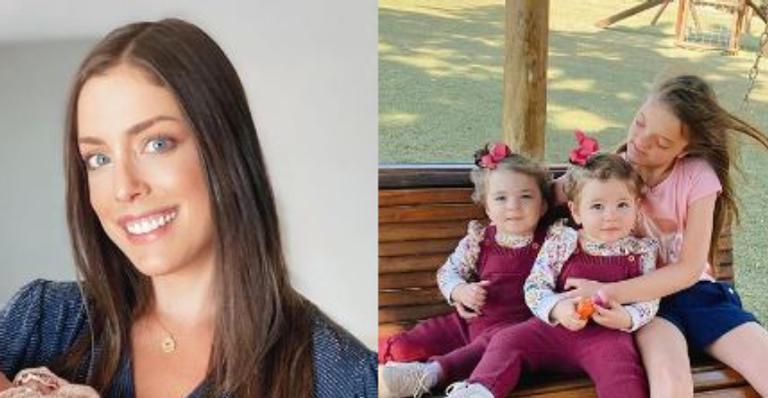 Influencer derreteu fãs ao celebrar aniversário da irmã com homenagem emocionante