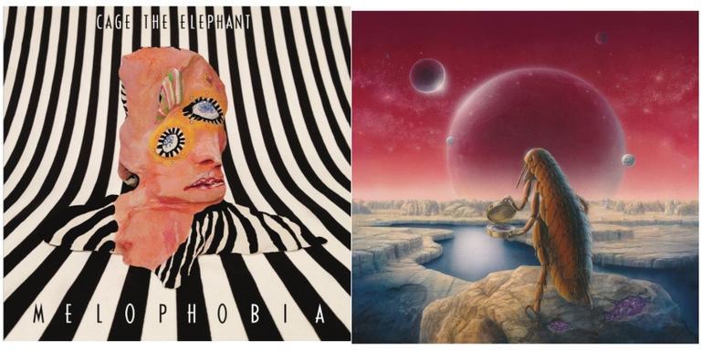 Os melhores álbuns para decorar sua estante e ouvir música com estilo
