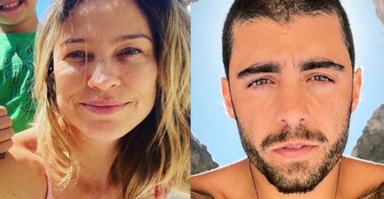 Mãe coruja exaltou paternidade do surfista e web celebrou paz entre o ex-casal
