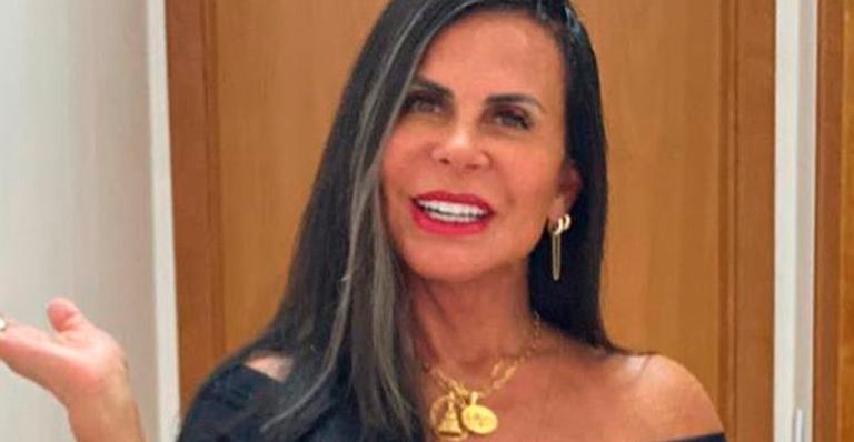 Aos 61 anos, Gretchen ostenta barriga trincada e retoma musculação: 'Comecei de novo' – Contigo!