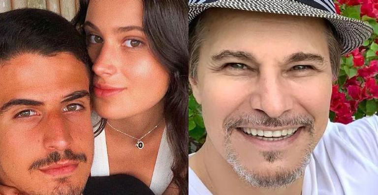 Filhos do casamento do ator com Claudia Raia contam como ele é na intimidade