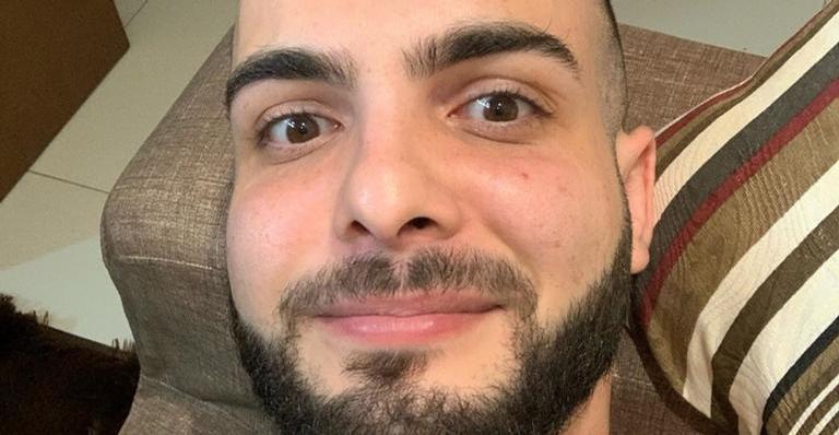 Ele que tem boa parte da família em Beirute ficou perplexo ao ver as imagens assustadoras