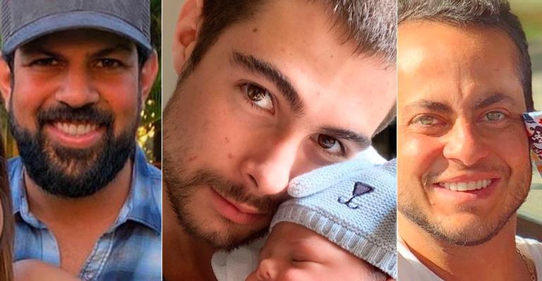 Sorocaba, Rafael Vitti e Thammy Miranda são apenas alguns dos novos papais; veja a lista completa