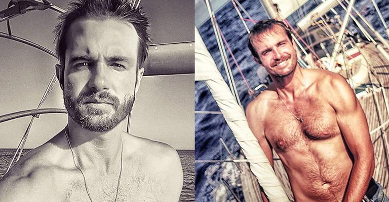 Após longo relacionamento, ator conta que decidiu viver sozinho em um veleiro