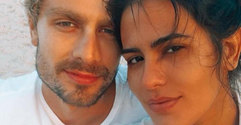 Paulo Dalagnoli preparou um presentão cheio de amor para comemorar os 28 anos da atriz