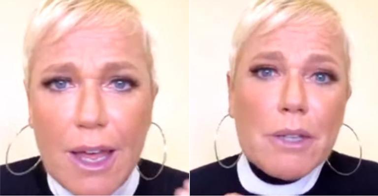 Xuxa disse também que o fato de ser mãe solteira foi criticado por José Serra